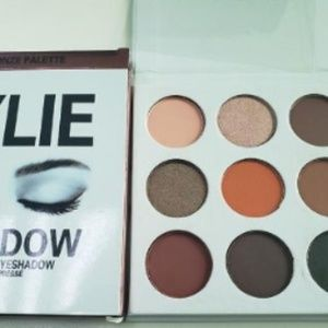 EYE SHADOW MAKEUP KYLIE BRONZE PALETTE
